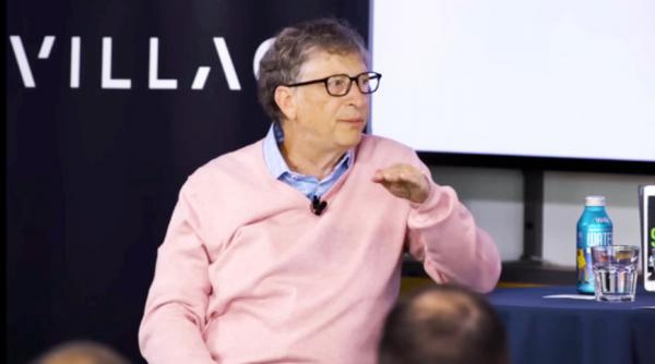 photo of Bill Gates equates Steve Jobs' talent to 'casting spells' image