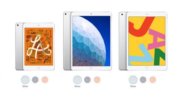 photo of Compared: 2019 iPad 7th generation vs iPad Pro vs iPad Air & mini image