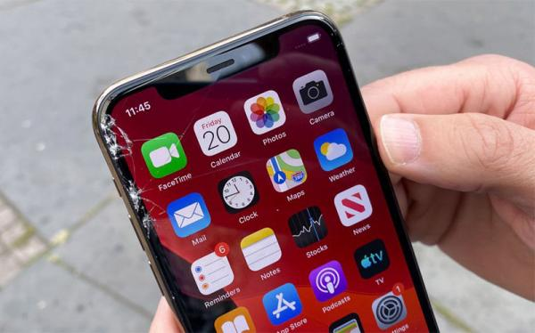Contradictory iPhone 11 Pro drop tests…