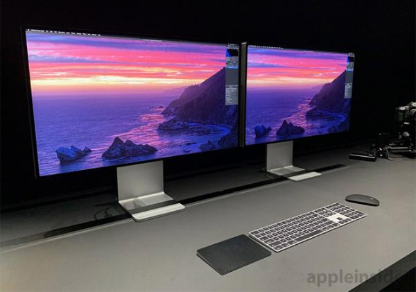 photo of Mac Pro to ship with silver and black keyboard, Magic Trackpad image