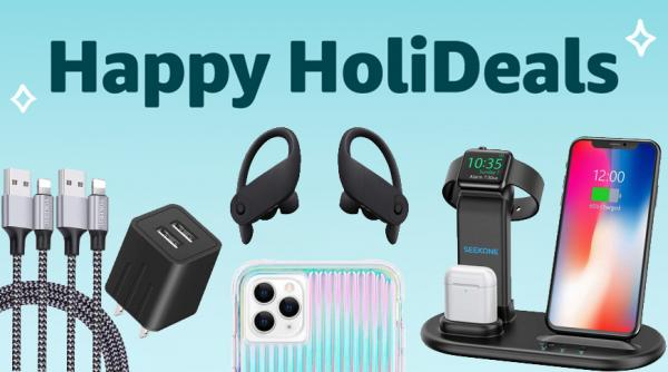 photo of Amazon's early Black Friday HoliDeals Sale slashes prices by up to 70% image