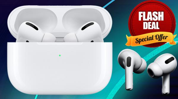 photo of Amazon cuts price on Apple AirPods Pro, grab the deal while you can image