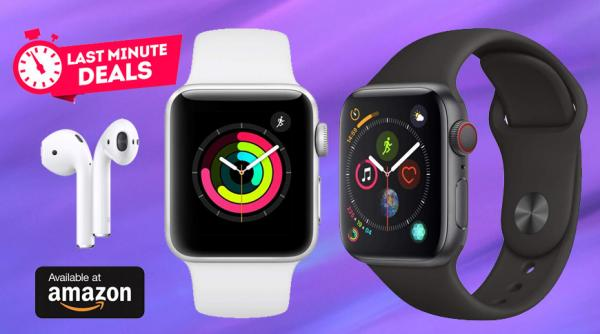 Apple Watch styles drop to $169 (record…