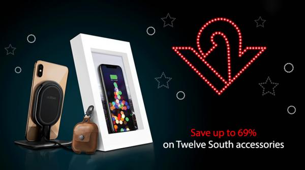Twelve South sale on Amazon knocks up to 69% off AirPods, Apple Watch, Mac & iPhone accessories