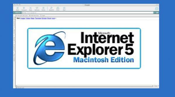 photo of Internet Explorer 5 developer describes frustrations of working with Steve Jobs image