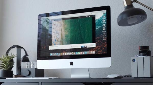 photo of Apple working on radical iMac redesign using single sheet of glass image