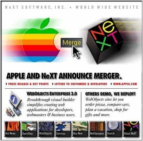 photo of Apple officially acquired NeXT 23 years ago, changing everything image