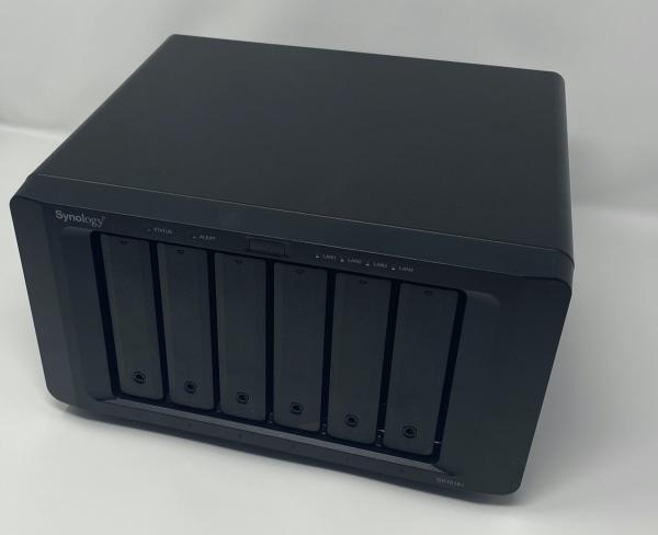 Review: Synology DS-1618+ network…