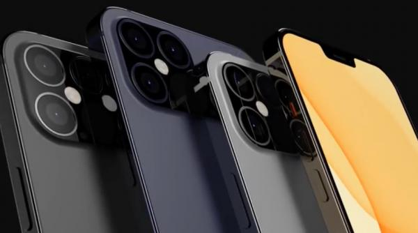 'iPhone 12  Pro' again rumored to boast…