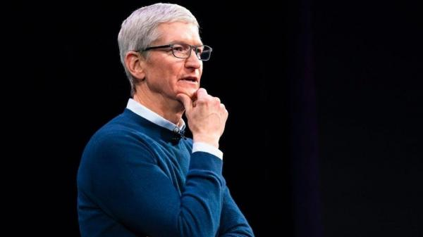 photo of Apple's Cook receives first time-based stock grant since 2011, incentivizes tenure into 2025 image