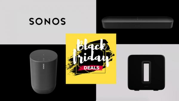 Black Friday starts now at Sonos, save…