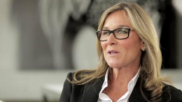 Former Apple VP Angela Ahrendts…