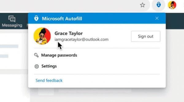 photo of Microsoft takes on Keychain with Autofill features on iOS, macOS image