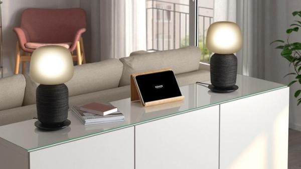photo of Ikea, Sonos working on new Symfonisk desk lamps, speaker-equipped wall art image