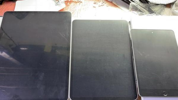 Leaked images of revamped iPad Pro and iPad mini show few changes
