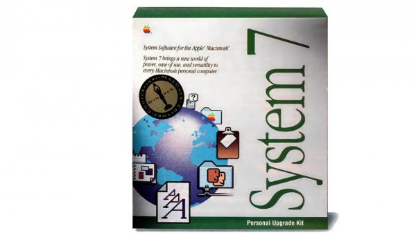 System 7 transformed the Mac on May 13, 1991