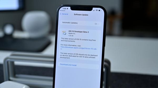 photo of Here are all the changes and tweaks in iOS 15 beta 3 image