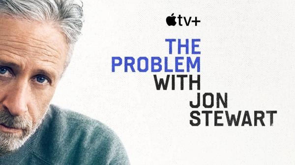'The Problem with Jon Stewart' takes top…