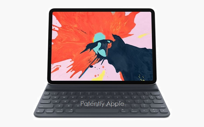 photo of Apple Patent Confirms Future Support for Unique Trackpad-Like Functionality for the iPad Pro's Smart Keyboard & more image
