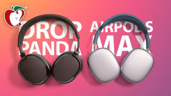photo of AirPods Max vs. Drop + THX Panda Wireless Headphones image