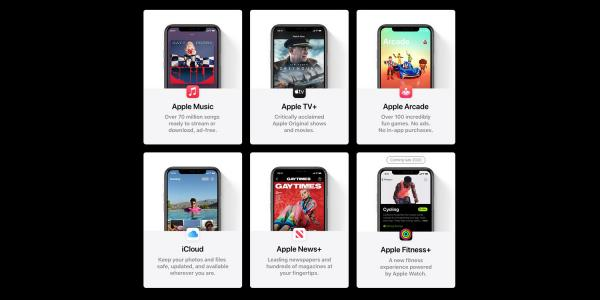 Apple One copes with different Apple IDs…