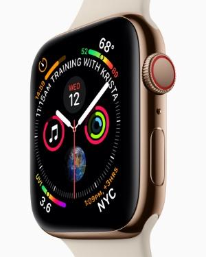 Apple Watch Series 5 to sport OLED…