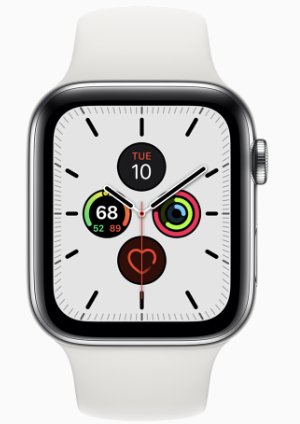 Apple once again dominates the wearables…