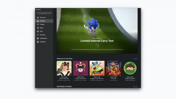 Apple running early access program for…