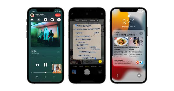 photo of iOS 15 brings powerful new features to stay connected, focus, explore, and more image