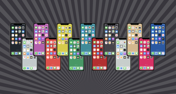 photo of Check out these beautiful iPhone wallpapers inspired by the 7th generation iPod nano image