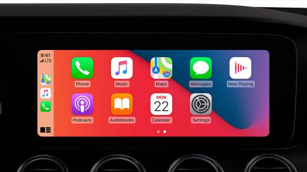 Download the new CarPlay wallpapers for…