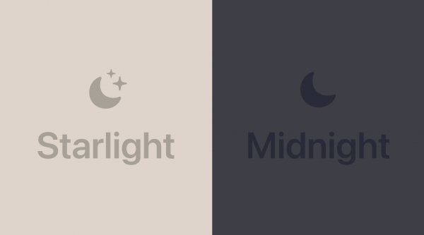 How Apple's new starlight and midnight…