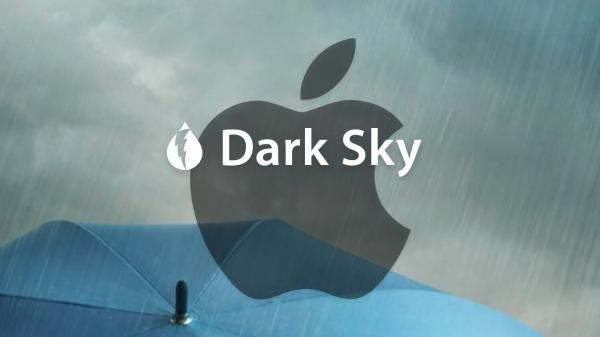 Apple-Acquired Dark Sky Officially Shuts…