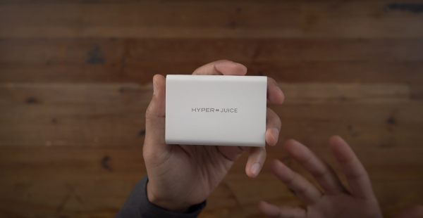 photo of Hands-on with the world's smallest 100W GaN USB-C charger from Hyper [Video] image