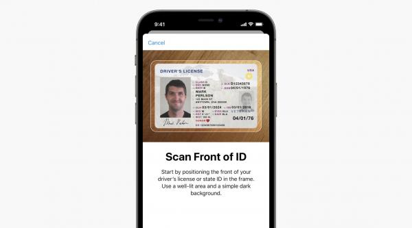 photo of iOS 15: Apple implementing security verification with selfies to validate ID cards in the Wallet app image