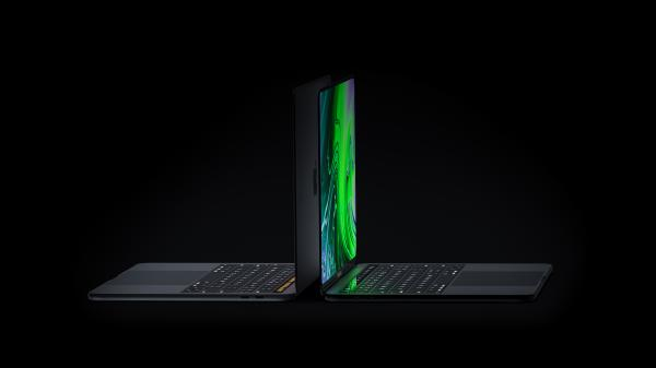photo of MacBook Pro concept imagines an OLED edge-to-edge display, Face ID, and more [Video] image