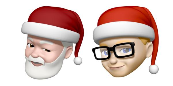 photo image How to add a Santa hat to your Memoji with Animoji on iPhone and iPad