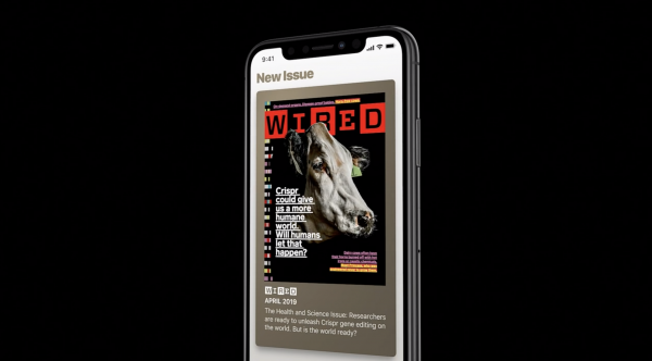 Apple announces Apple News+ for…