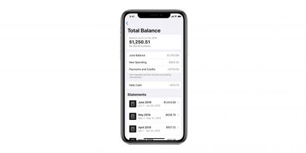 photo of Apple Card: How to download PDF versions of your monthly statements image