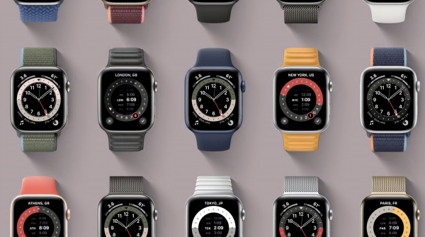 photo of Here's which Apple Watches support new watchOS 7 faces image