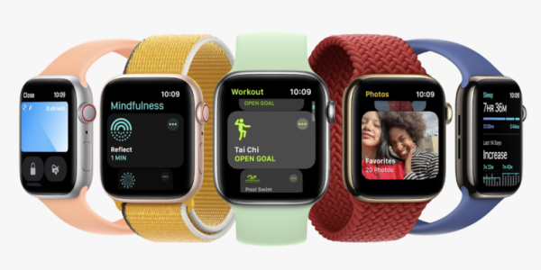 photo of The Apple Watch gets a visual makeover with the Series 7 image