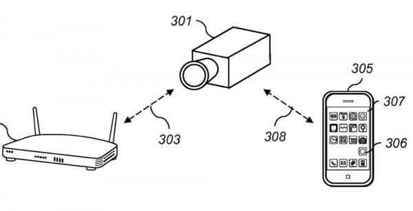 Apple granted a patent for a wireless…
