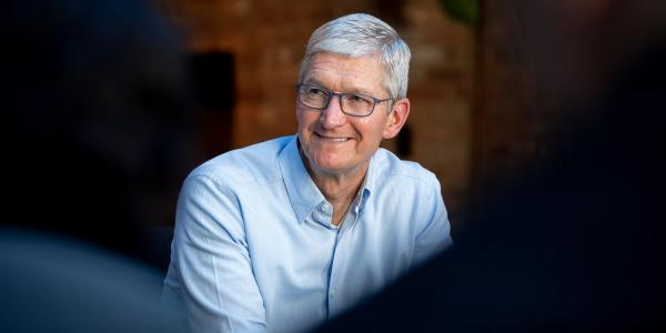 photo of Tim Cook says early iPhone 12 data is 'quite good,' blames COVID-19 uncertainty for lack of Q1 2021 guidance image