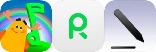 photo of Today's Apps Gone Free: KinToons, Voice Record and Asketch image