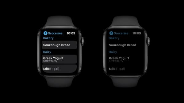 photo of Hands-on: watchOS 8 brings major always-on display upgrades for third-party and Apple apps image
