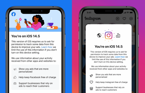 Facebook encourages iOS 14.5 users to…