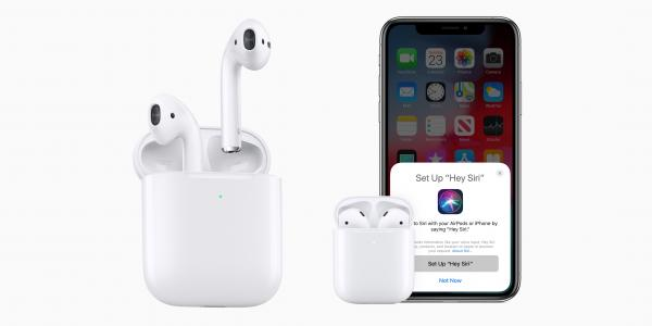 New Apple AirPods now available: H1…