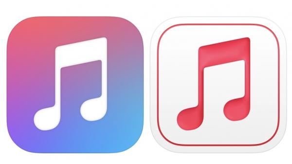 Apple's Revamped Apple Music for Artists Icon Leads to Speculation About iOS 15 Design Plans