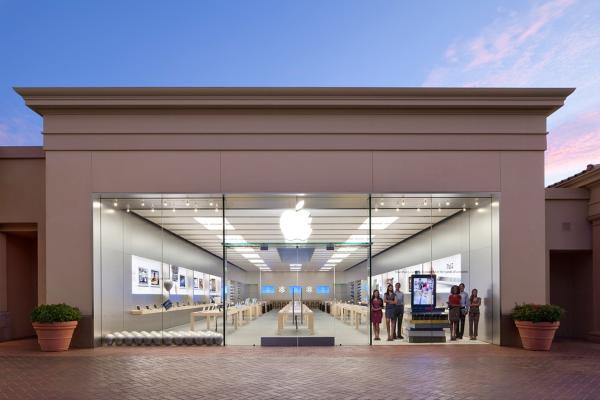 Apple Recloses 11 Stores in Southern…
