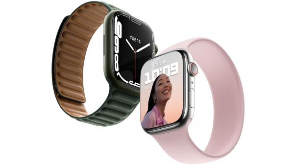 Apple Watch Series 7 to Come in 41mm and…